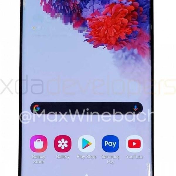 سعر ومواصفات Samsung Galaxy S20+ 5G