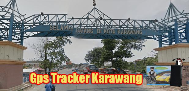 gps tracker karawang