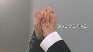 gice me five [image source]
