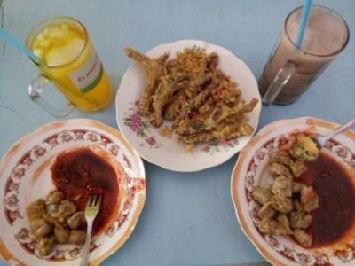 Wisata kuliner Madiun, Tempat nongkrong madiun