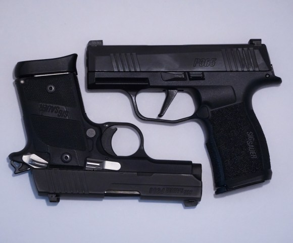 P938 vs P365 with XL Grip Module