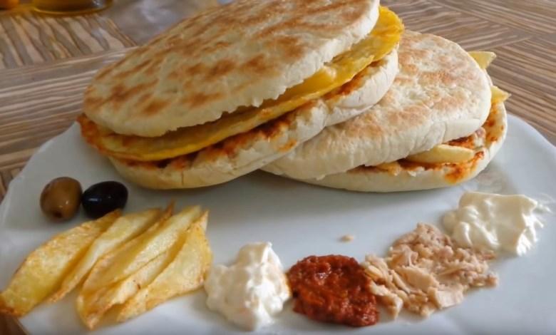 وصفة شباتي تونسي