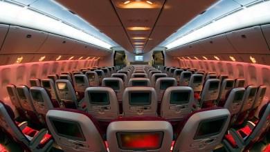 Photo of جولة داخل الجناح الفاخر والمغلق بالكامل لطائرة بوينغ 777