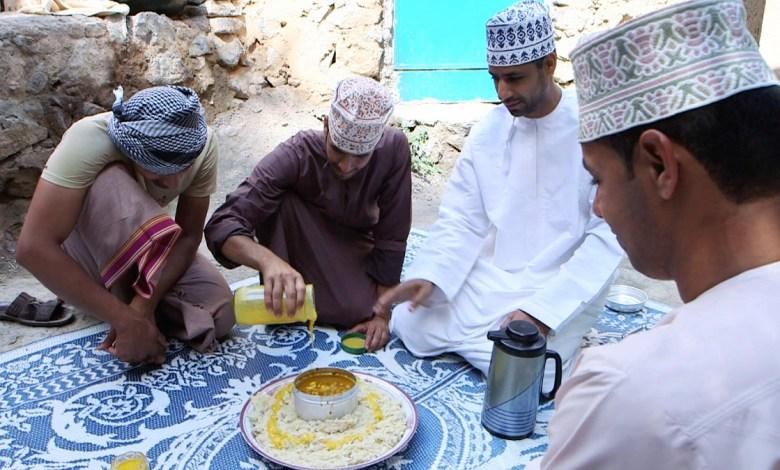 """تعرف على """"العرسية"""" أشهر المأكولات العمانية وطريقة تحضيرها"""