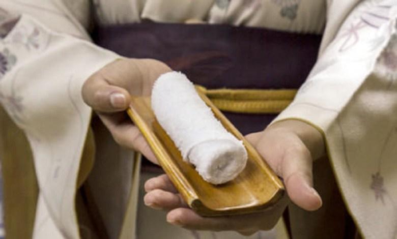 """تعرف على """"أوشيبوري"""" روح الضيافة على الطريقة اليابانية"""
