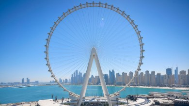 """تعرف على """"عين دبي"""" أكبر عجلة ترفيهية في العالم"""