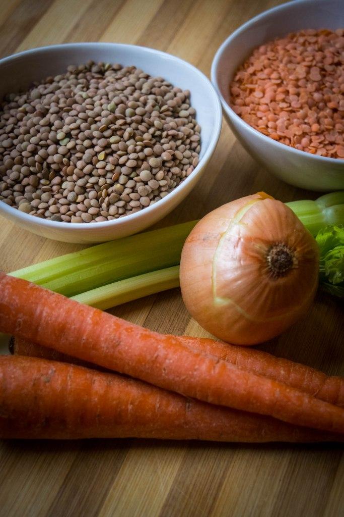 Easy Hearty Lentil Soup