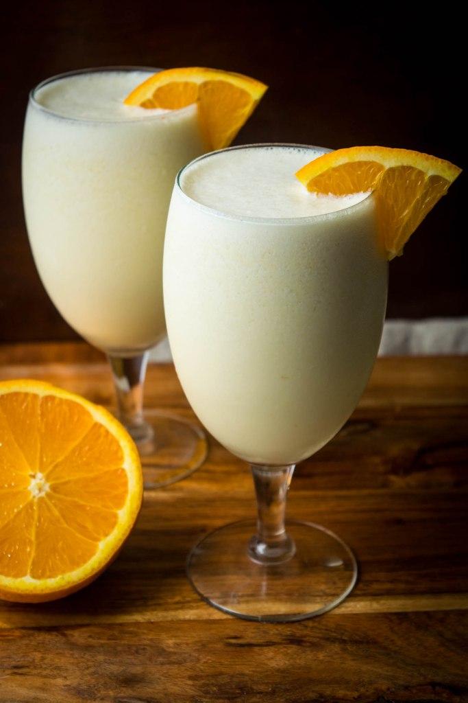 Boozy Orange Dreamsicle