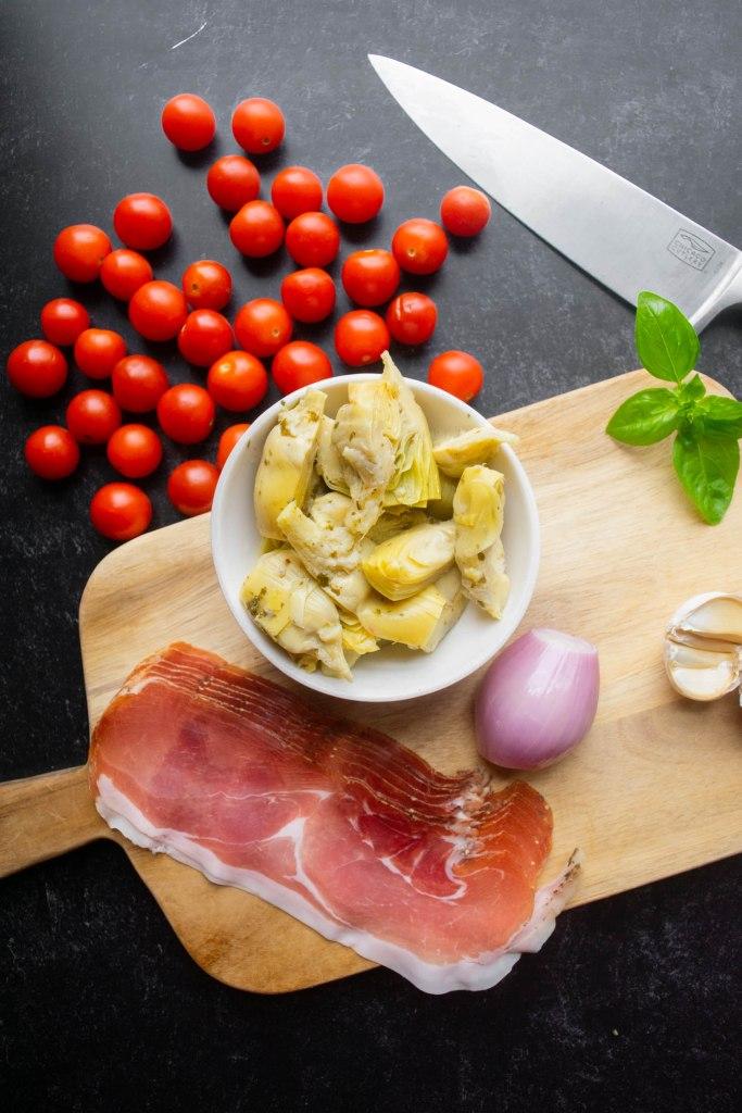 pan sauce ingredients