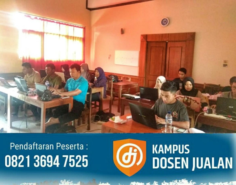 Sekolah Bisnis Online  Jogjakarta