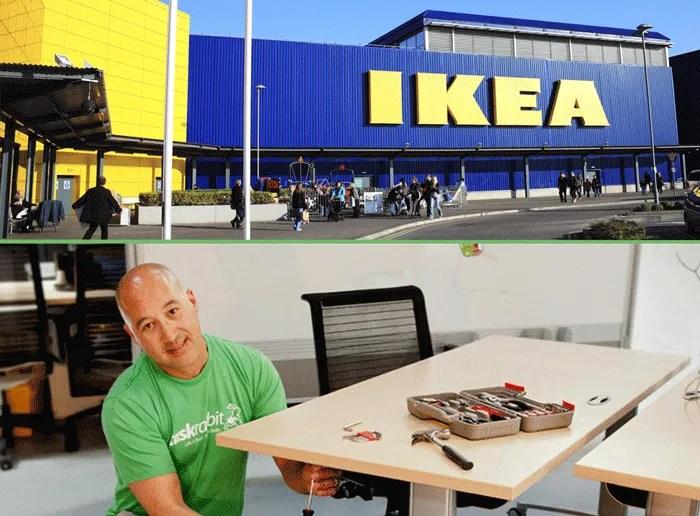 Understanding Ikea's Acquisition of Task Rabbit