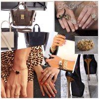 FYI Accessories: Purple Nails, Charming Charm Bracelets, Gold Shoe Heels and Falls Biggest Bag Trend
