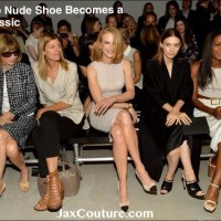 {Jax Style} The Nude Shoe Becomes A Fashion Statement