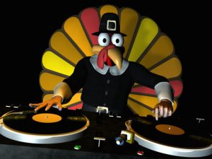 dj turkey