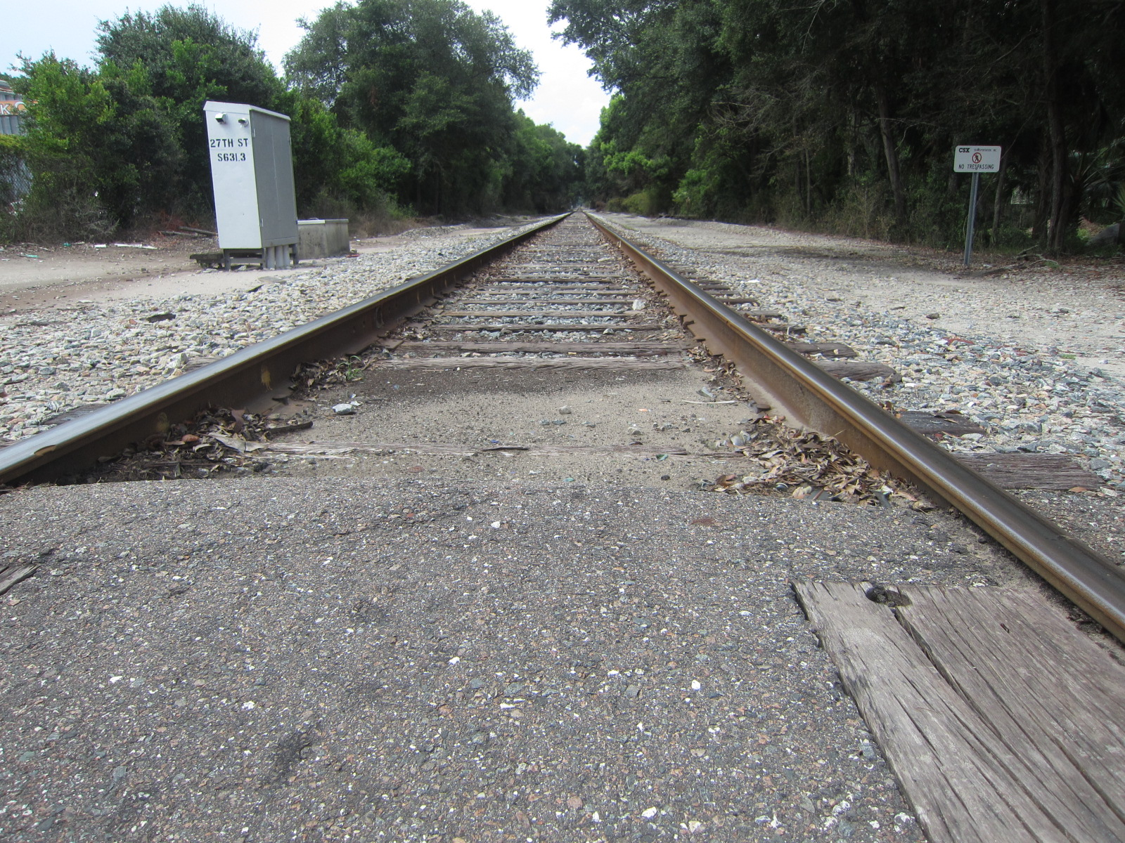 Long Branch (Voodoo at East 27th and the Railroad Tracks) | jaxpsychogeo