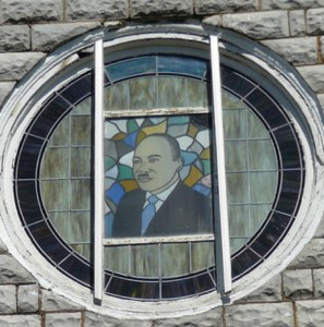 MLK window