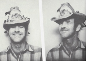 Ottis Toole in hat