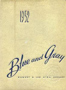 Lee yearbook '52