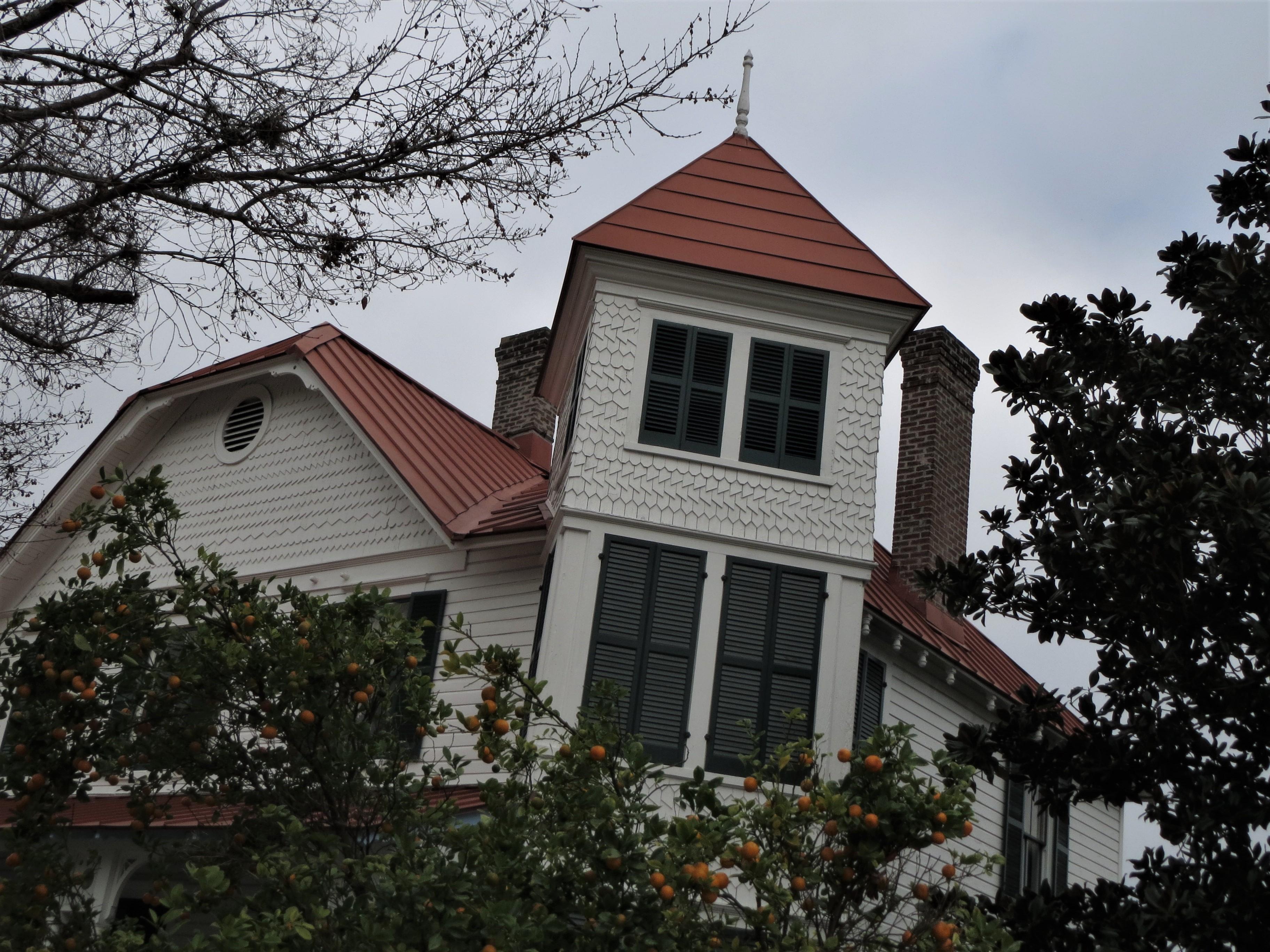 Fairfield James E Merrill House
