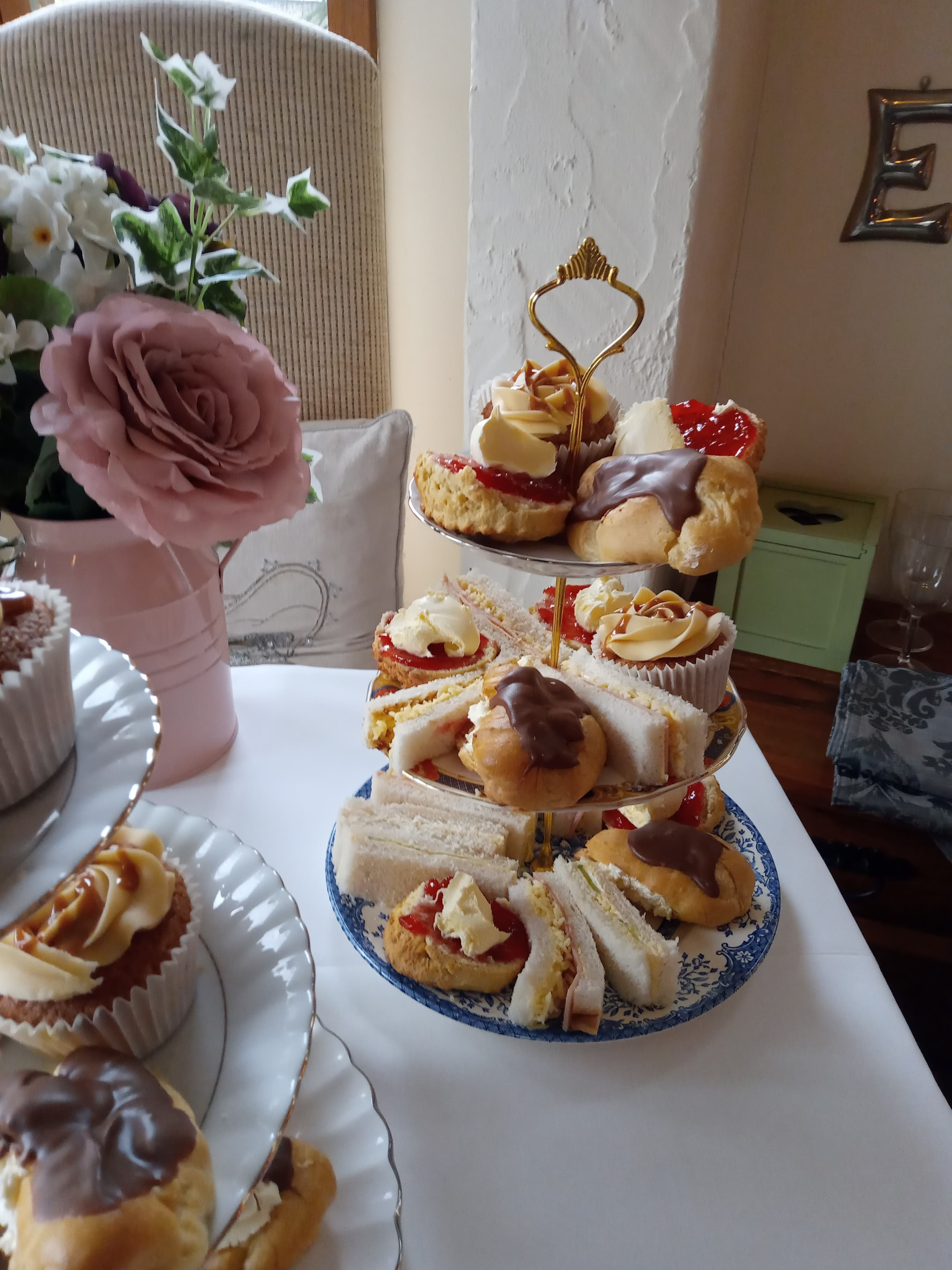 Event Catering - Afternoon tea selection