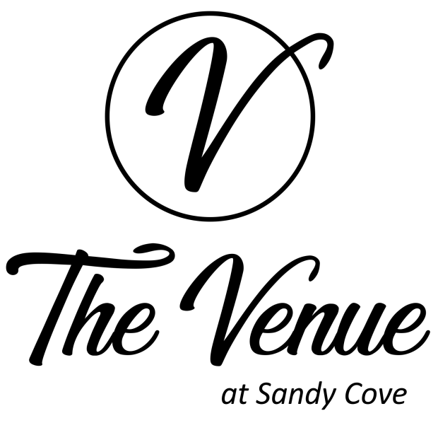 The venue at Sandy Cove logo