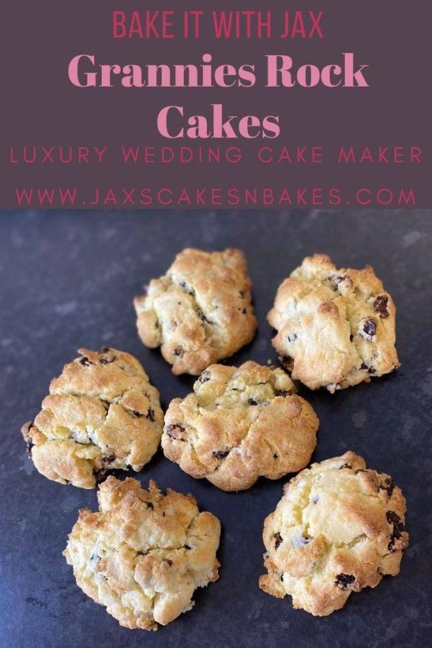 Grannies Rock cakes recipe
