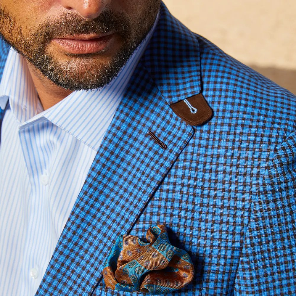 Custom sports coats and blazers