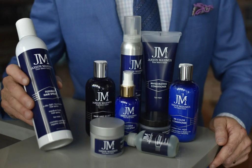 Jaxson Maximus Men's Salon