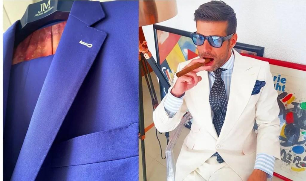 summer suits cloth