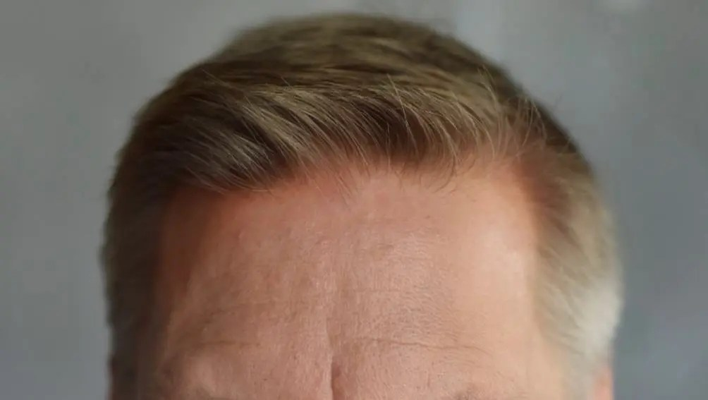 mens after color hair color picture