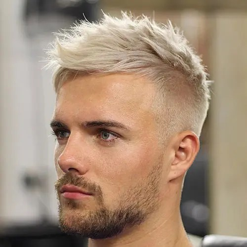 Soft And Spiky mens short hairstyles