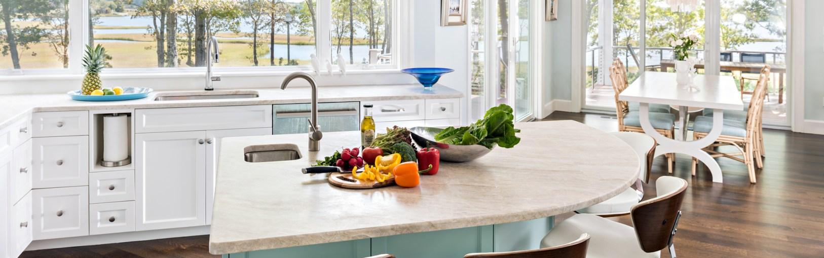 Kitchens & Baths | E.J. Jaxtimer Builder, Inc.