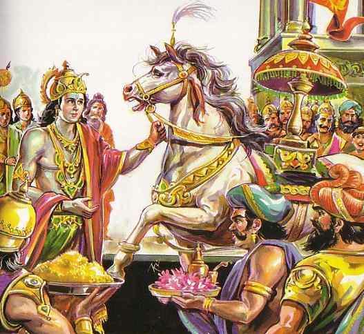 Scene -4 Ashvametha Yaga