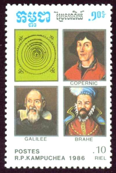 Copernicus Tycho Brahe & Galileo