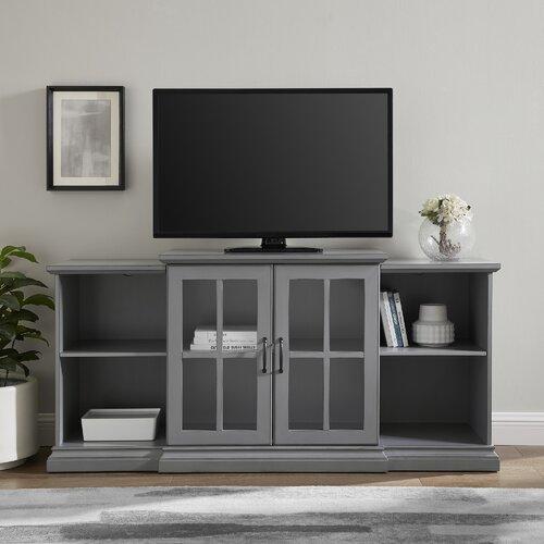 Bufet Tv Minimalis Modern Carara Simpel