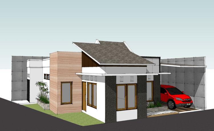 Proyek Pembuatan Rumah Pribadi di Semarang