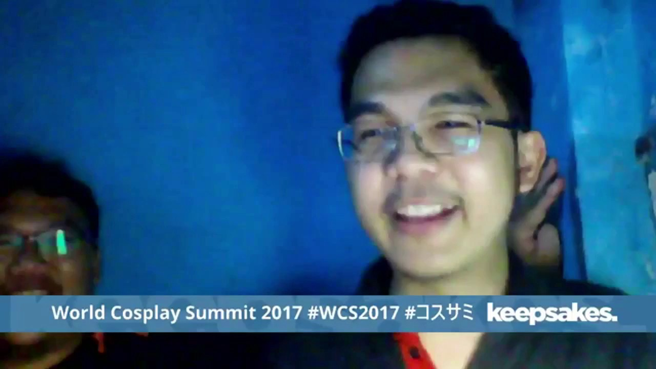 How was I during the World Cosplay Summit 2017 Championships?