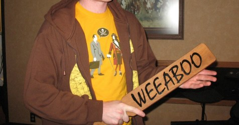 """Did someone said 'Weeaboo'? Yes, I said it."""
