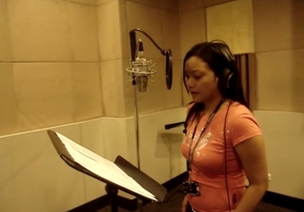 How was it to be a Dubbing Director?