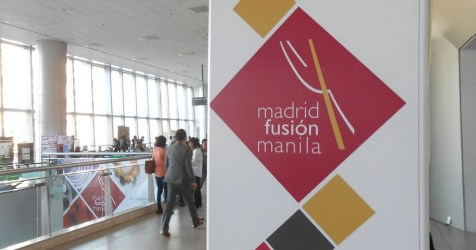 I've visited the Madrid Fusion Manila Expo at the SMX Manila, Pasay.