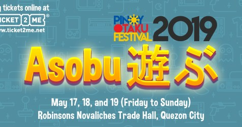 Pinoy Otaku Festival 2019: Asobu set on May 17 to 19