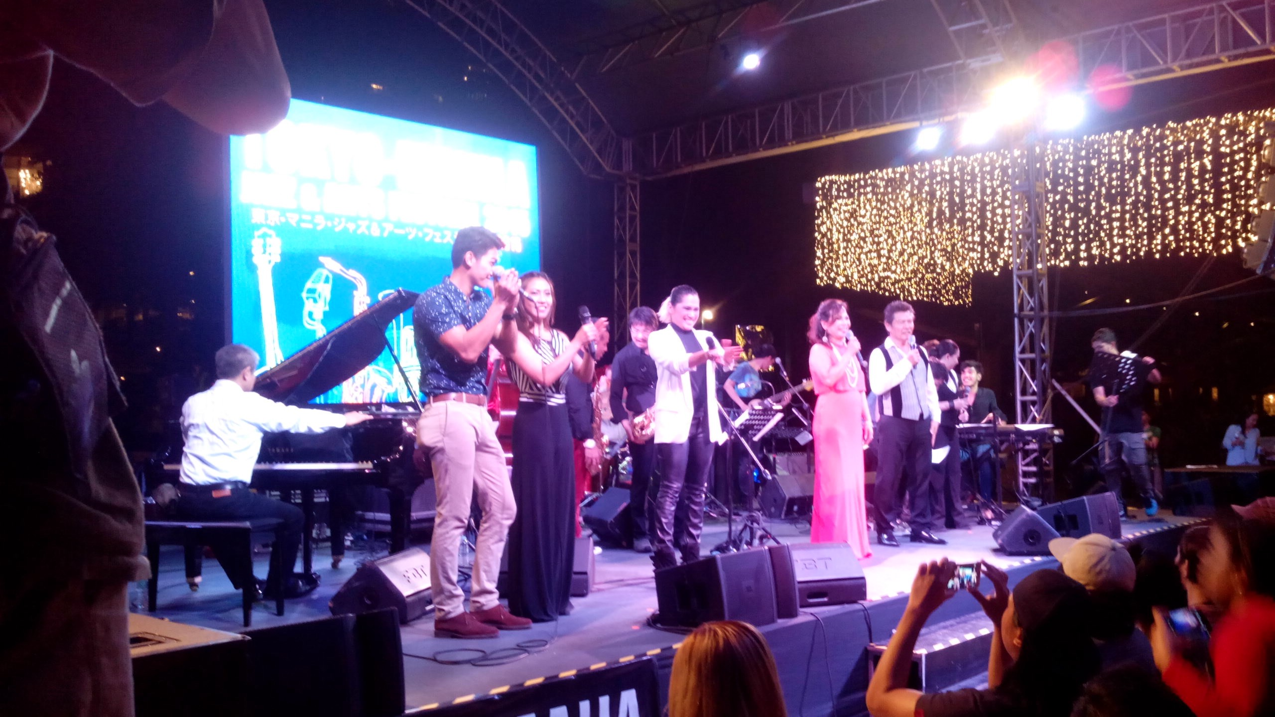 How the Tokyo-Manila Jazz and Arts Festival sang the song of my life as it is right now