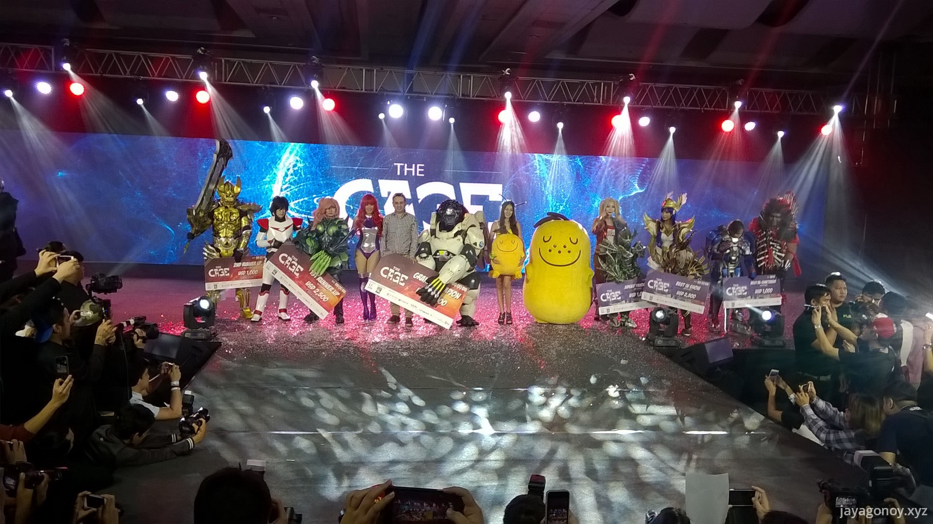 My bucket list at the Asia Pop Comicon Manila 2017 has been accomplished