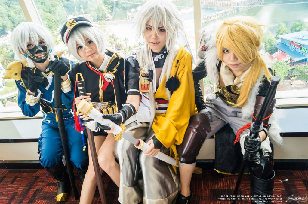 What do you need to know about Touken Ranbu?
