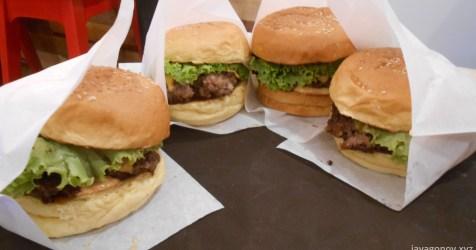 Primo's Wagyu Burger
