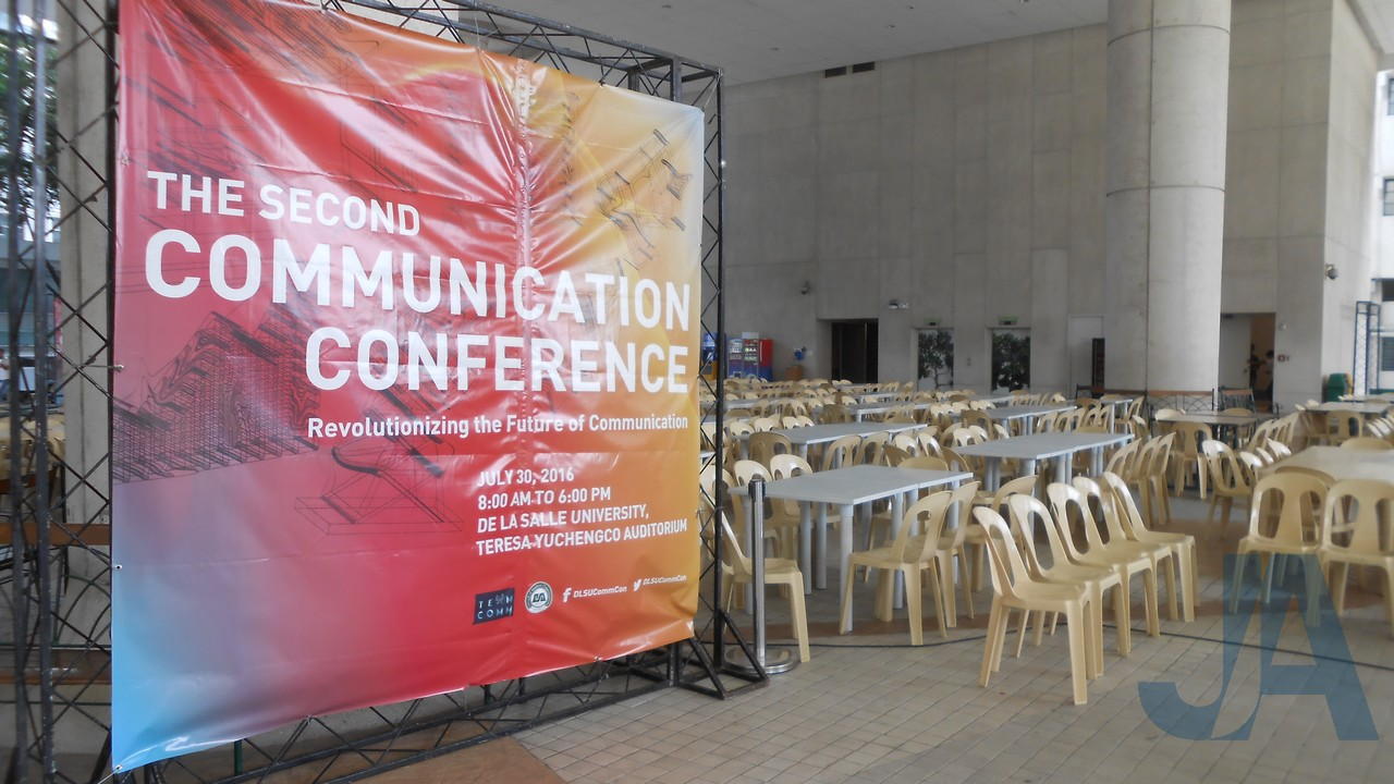 2nd DLSU Communication Conference