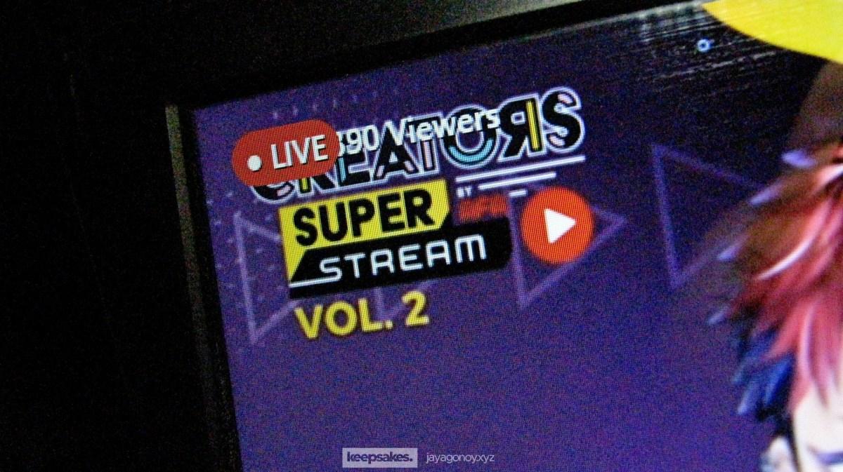 Creators Super Stream Volume 2 - June 26, 2020