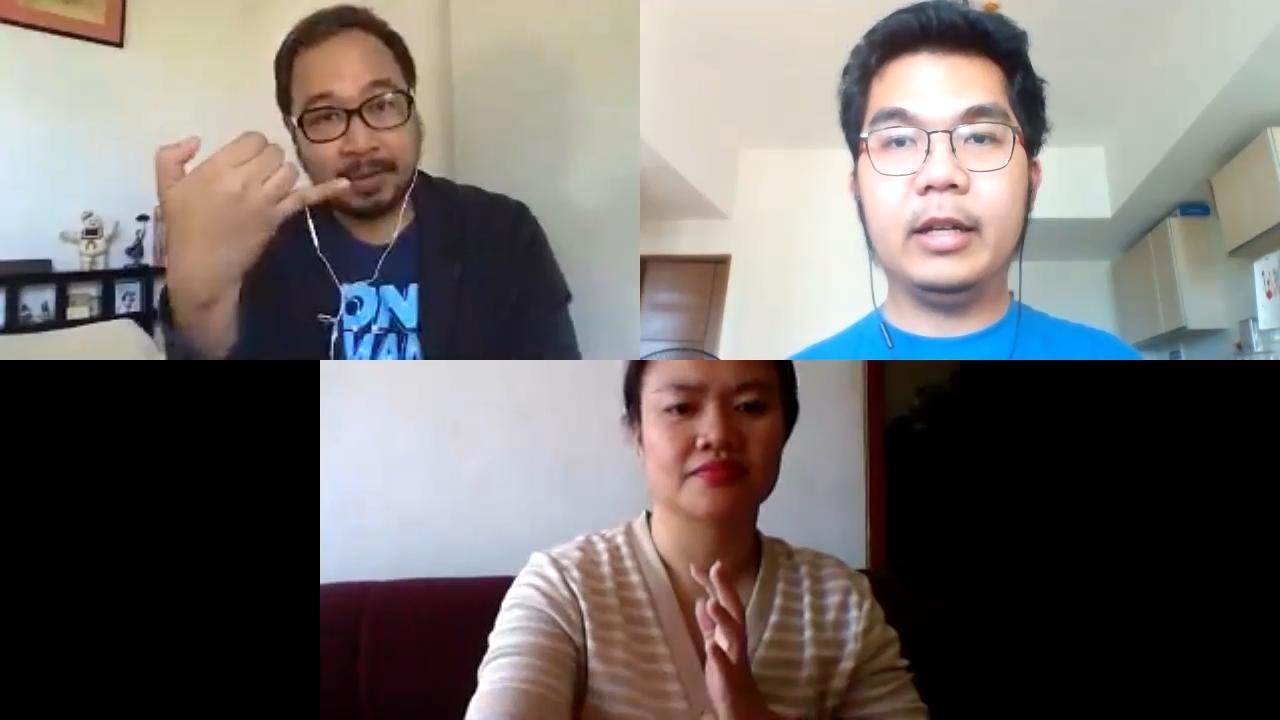 Sign Language is NOT Tiktok (An interview)