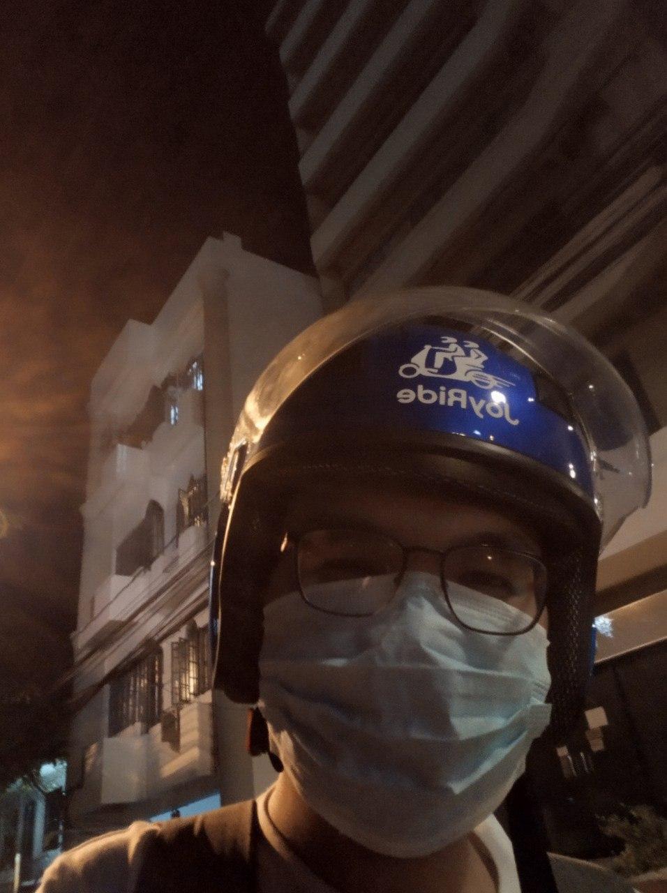 JoyRide helmet