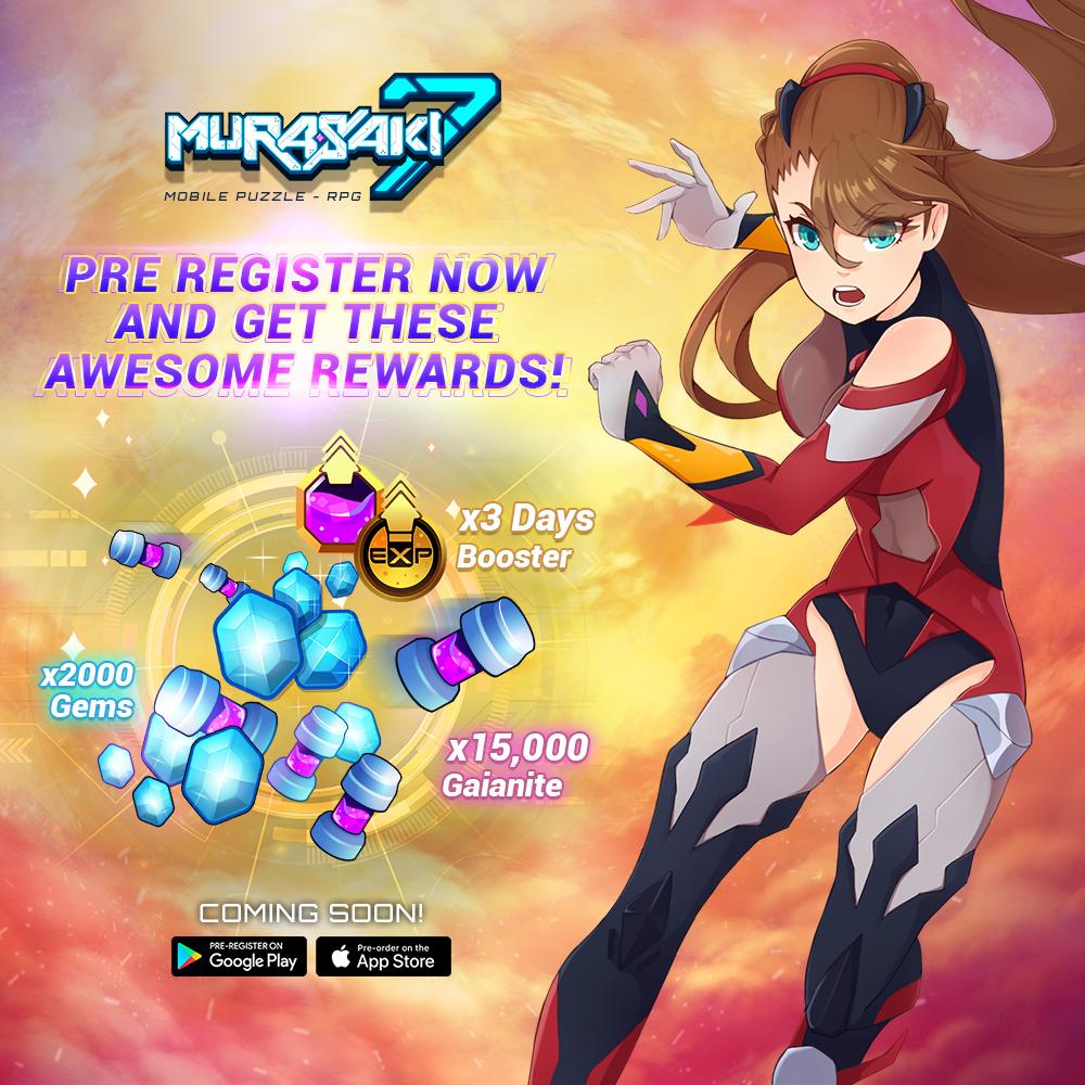 Murasaki7 mobile game coming very soon on Google Play
